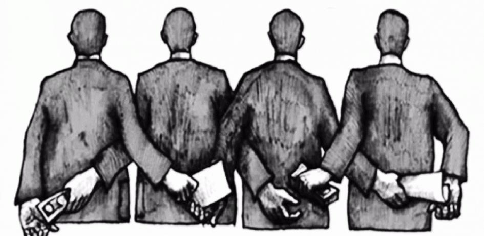 Brasil cai pelo 5º ano seguido no ranking da corrupção | CNTS